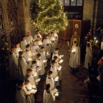 Christmas at Hereford Cathedral