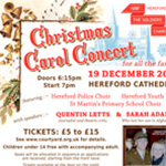 Hereford Cathedral Concert